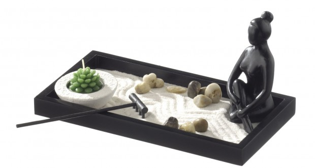 zen garten miniatur originelle geschenke und geschenkideen. Black Bedroom Furniture Sets. Home Design Ideas