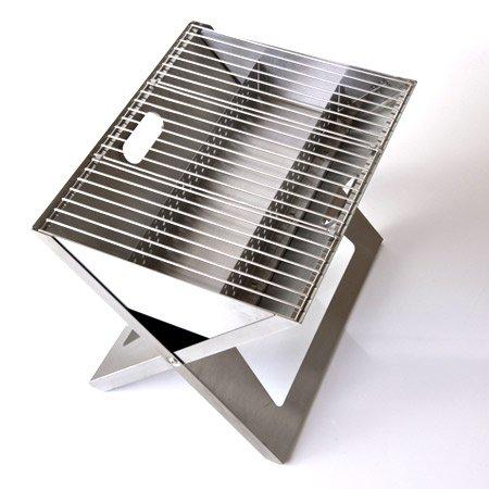 kleiner platzsparender grill originelle geschenke und. Black Bedroom Furniture Sets. Home Design Ideas
