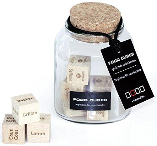 food cubes ein kreatives geschenk f r die k che. Black Bedroom Furniture Sets. Home Design Ideas